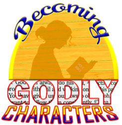 BECOMING GODLY CHARACTERS