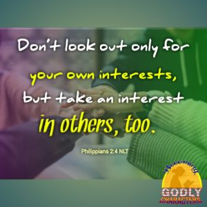 Interest in Others